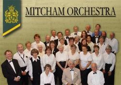Mitcham Orchestra 30th